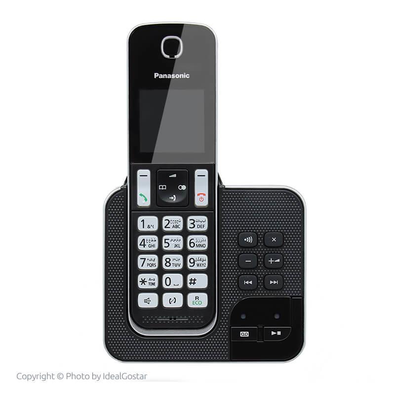 گوشی تلفن بیسیم پاناسونیک KX-TGD320