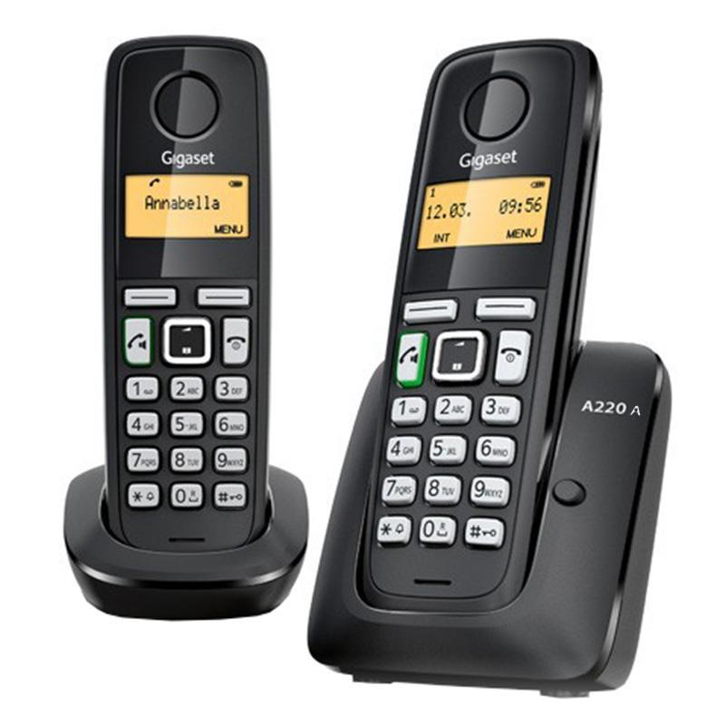 تلفن بي سيم گيگاست A220 AM DOU