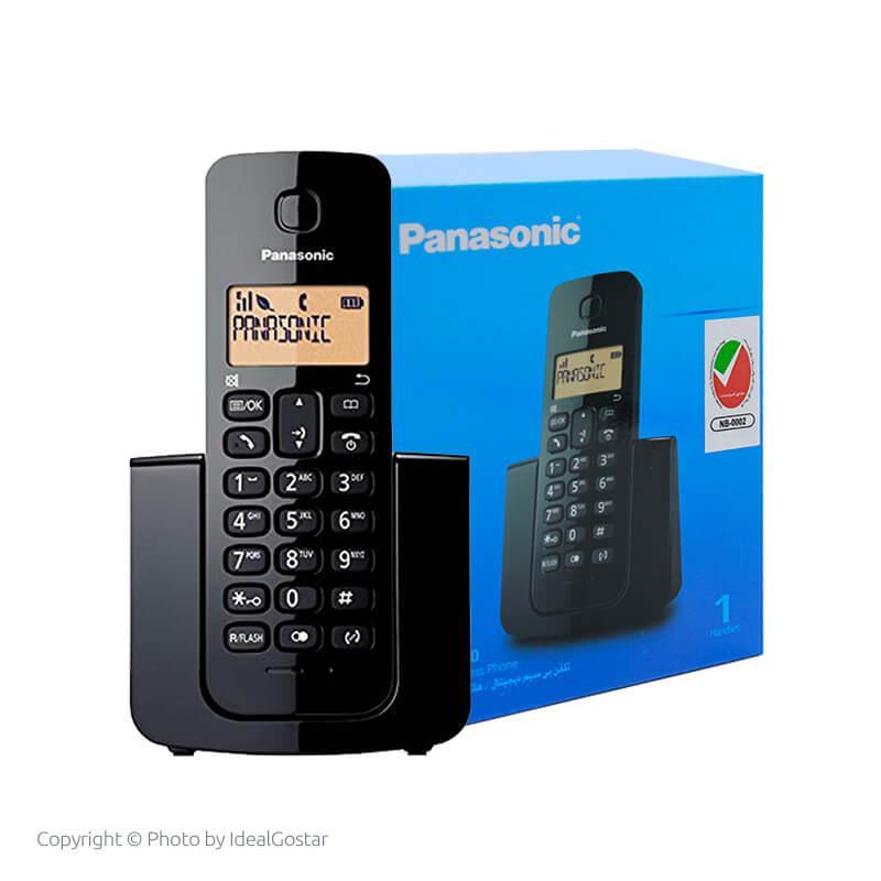 جعبه گوشی تلفن بیسیم پاناسونیک KX-TGB110