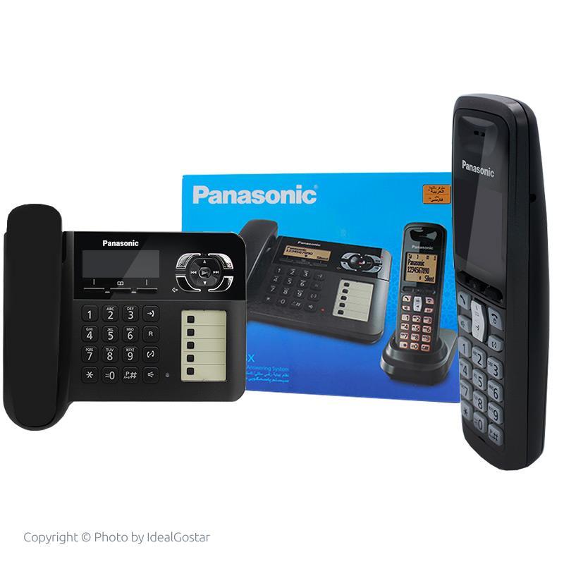 جعبه تلفن بیسیم پاناسونیک KX-TGF120