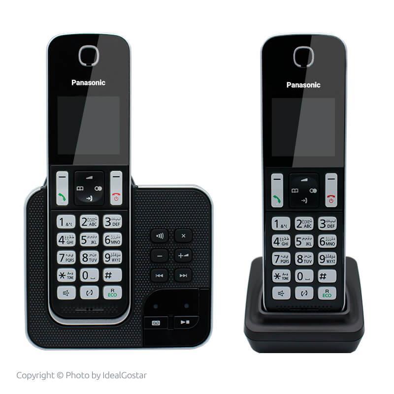 تلفن بیسیم پاناسونیک KX-TGD322