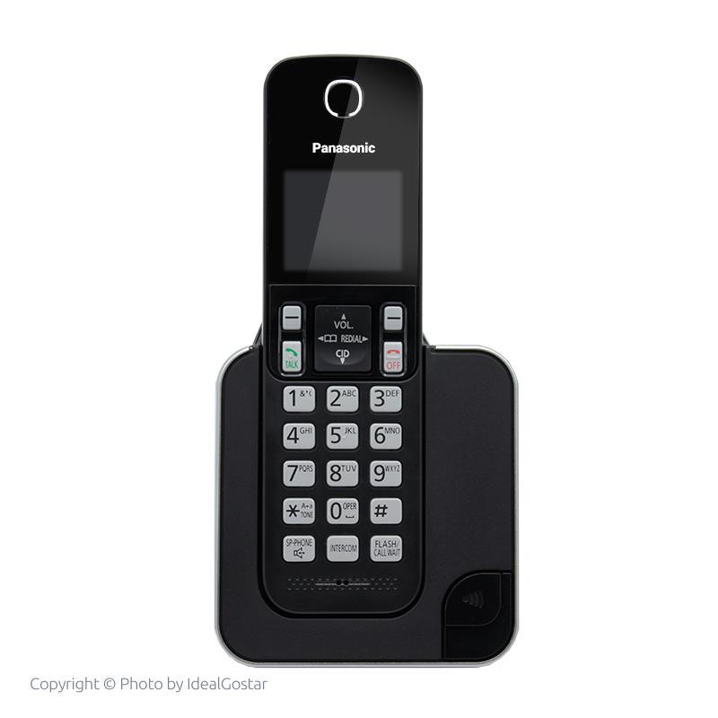 تلفن بیسیم پاناسونیک KX-TGC350B در حالت خاموش