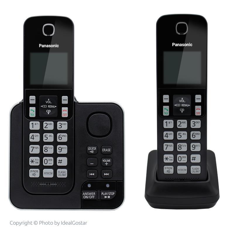 تلفن بی سیم پاناسونیک KX-TGC362 در حالت خاموش