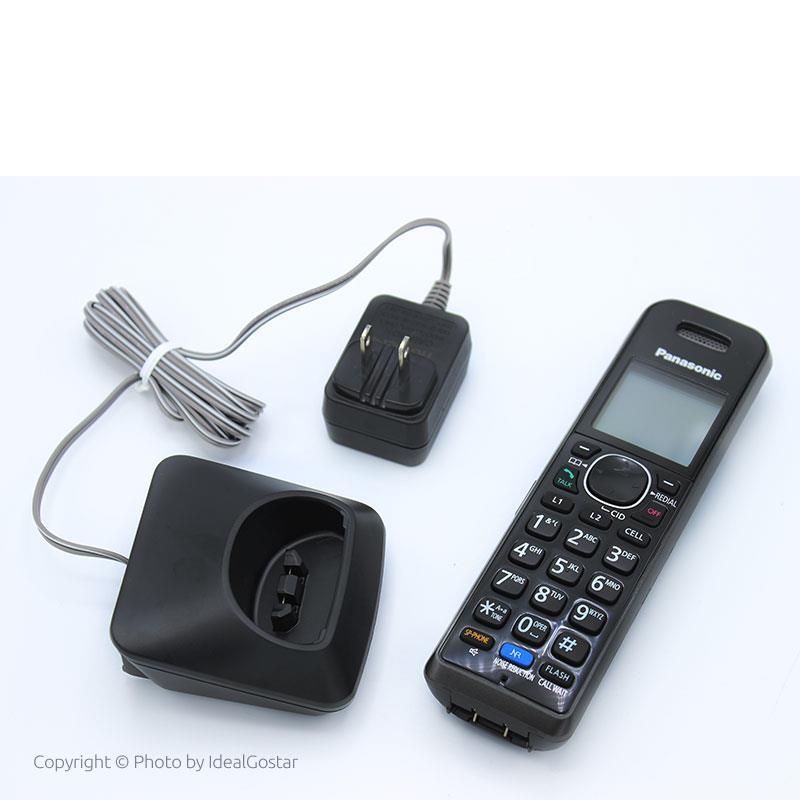 گوشی تلفن بیسیم اضافی پاناسونیک KX-TGA950