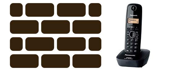 قابلیت اتصال به دیوار